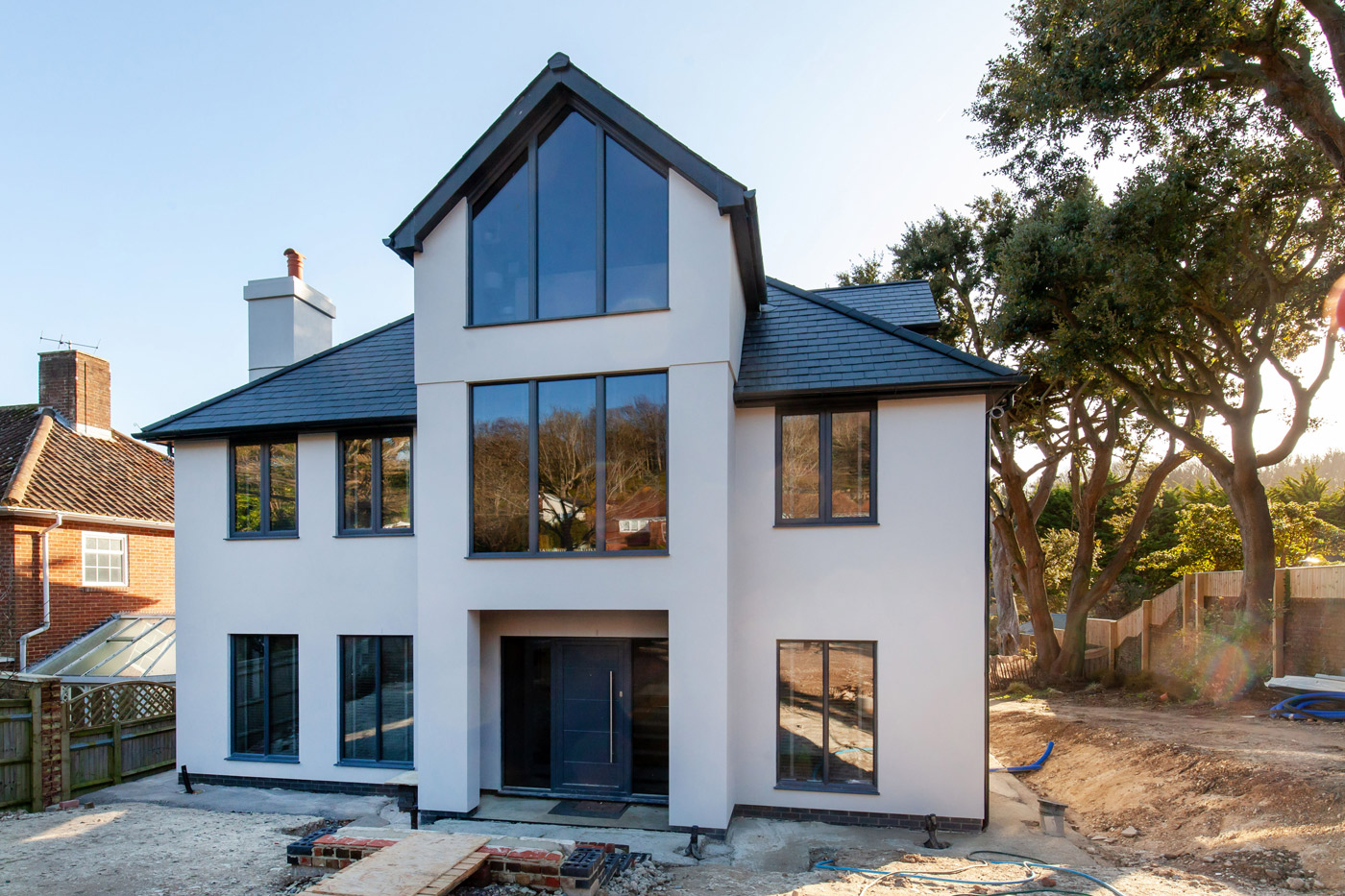 eastbourne design and build development